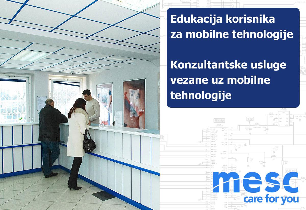 Edukacija korisnika za mobilne tehnologije