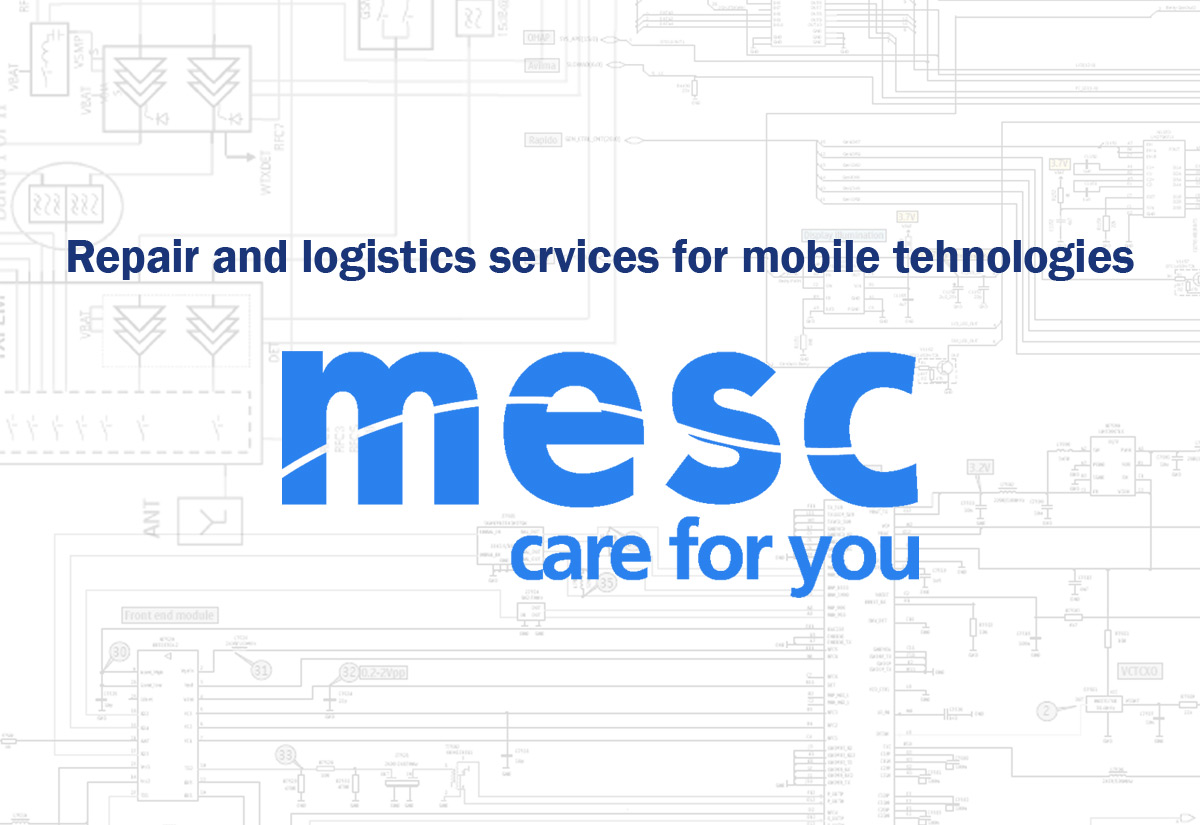 MESC Repair and Logistic Services for Mobile technologies