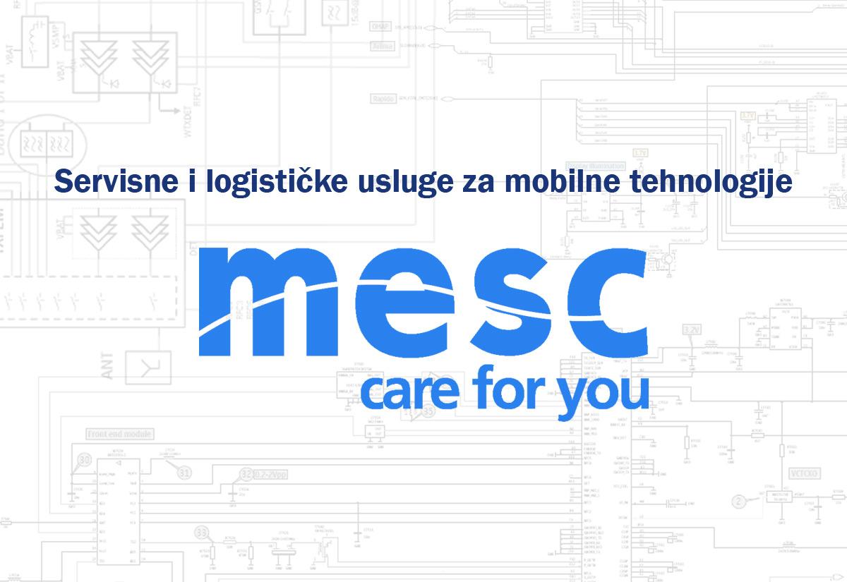 MESC - Servisne i logističke usluge za mobilne tehnologije